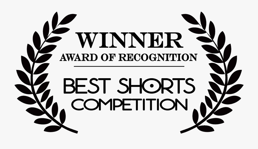 Best Shorts Competition Award Of Excellence, Transparent Clipart