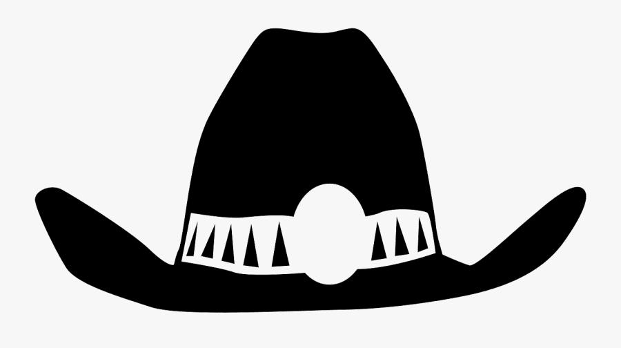 Red Cowboy Hat Clipart, Transparent Clipart