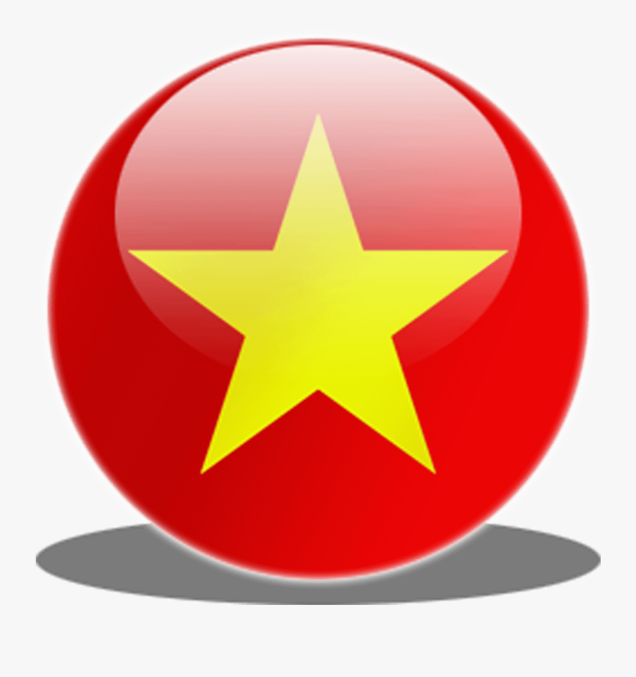 Circle Vietnam Flag Png Free Transparent Clipart Clipartkey