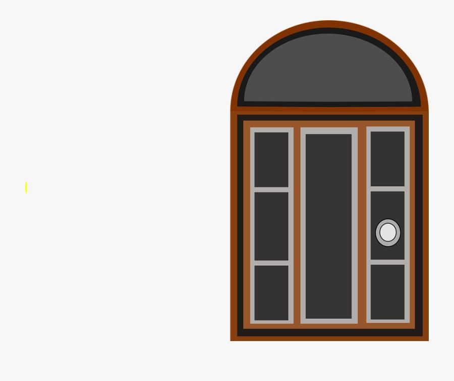 Transparent Door Clipart Png - Home Door, Transparent Clipart
