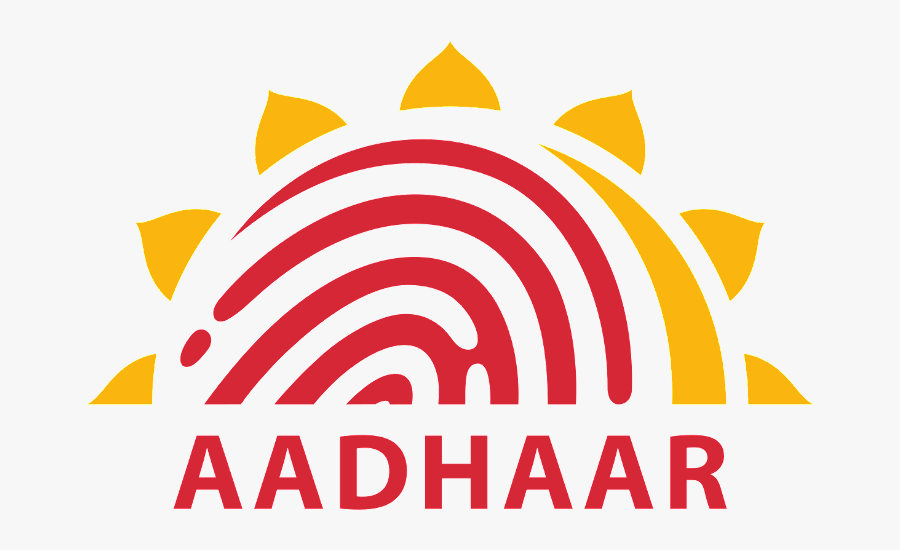 By Business Insider - Aadhar Card Logo, Transparent Clipart