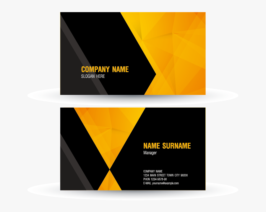 Paper Card Business Visiting Free Download Png Hq Clipart - Visiting Card Transparent Background, Transparent Clipart
