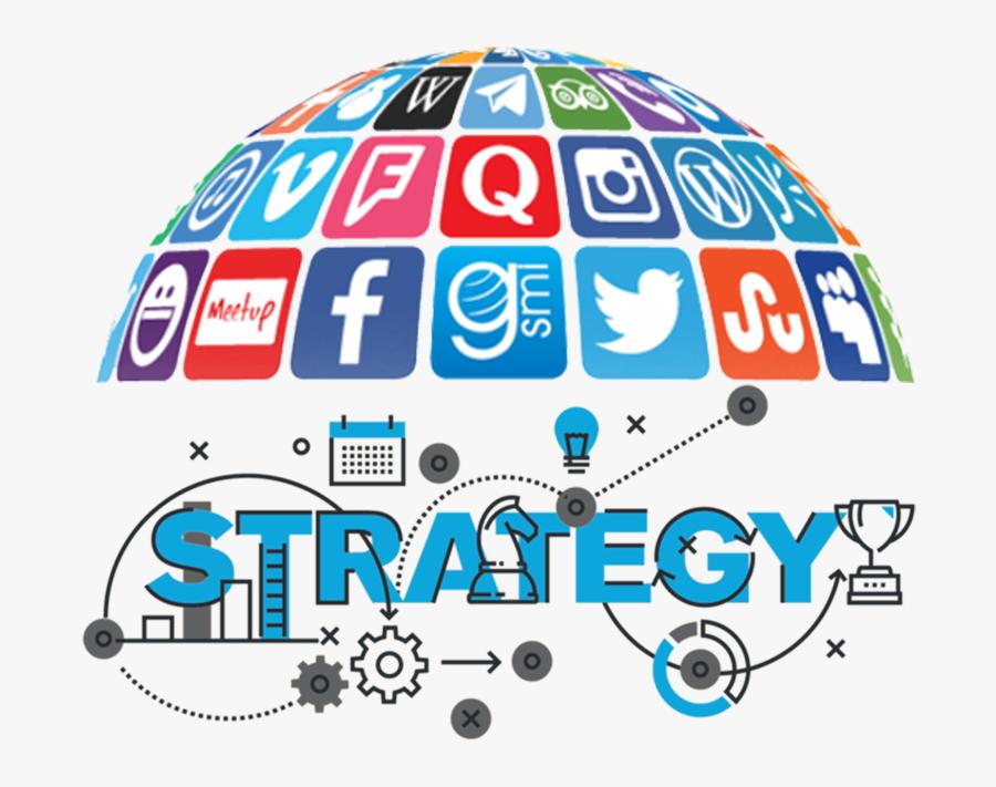Transparent Social Work Clipart - Social Media Umbrella, Transparent Clipart
