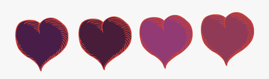 Overall I Rate This Product A 4/5 - Heart, Transparent Clipart