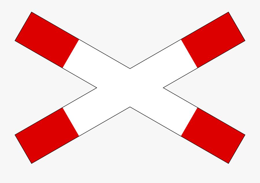 Transparent Singapore Flag Png - Level Crossing, Transparent Clipart