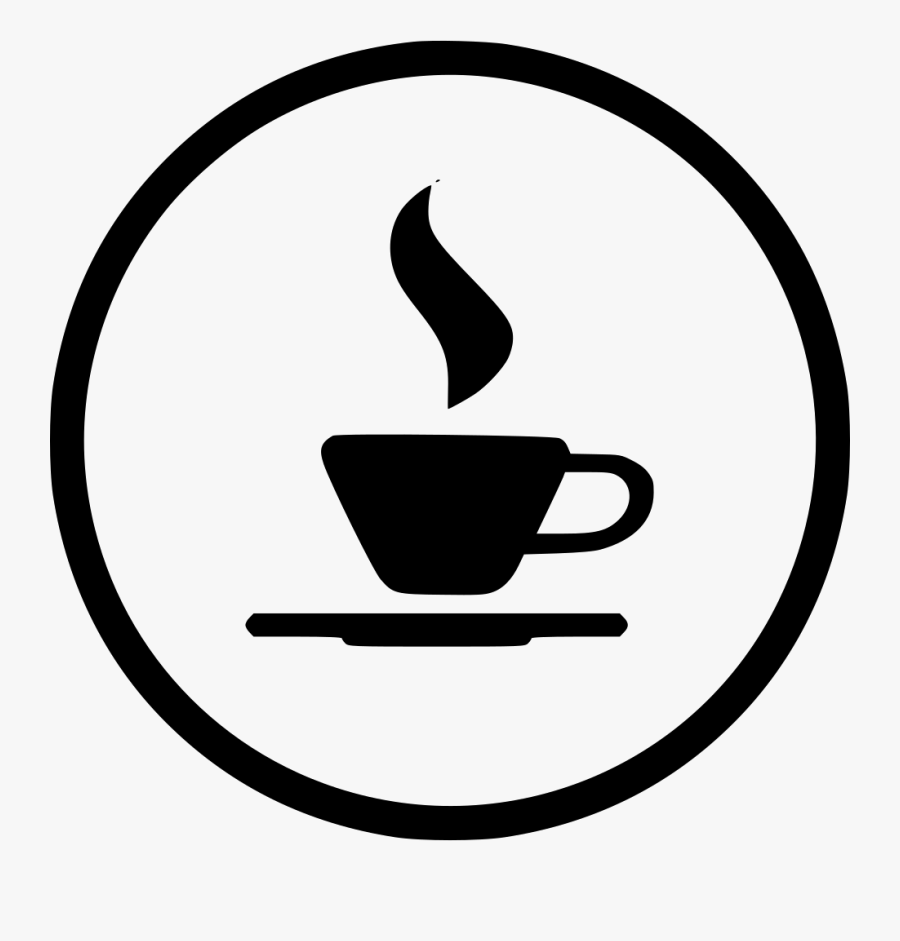 Coffee Cup Drink Pause Wait Tea Comments - Drink Coffee Png Icon, Transparent Clipart