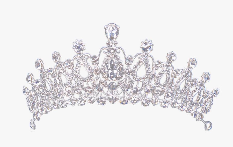 #tiara #corona #princess #disney #corona👑 #stickerspopulares - Queen Crown Transparent Background, Transparent Clipart