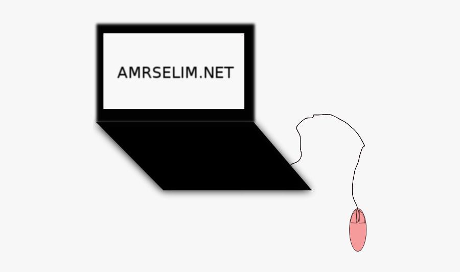 Laptop - Laptop And Mouse Clipart, Transparent Clipart