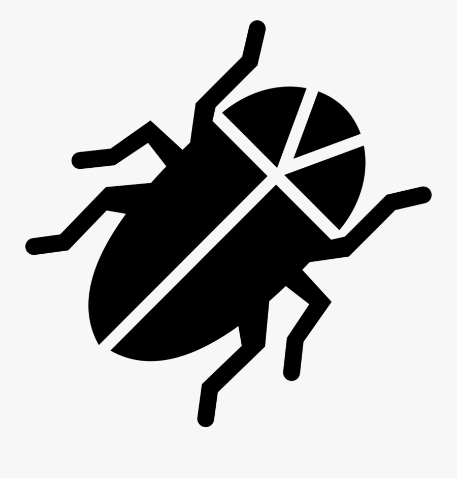 Weed Insect Icon Png, Transparent Clipart