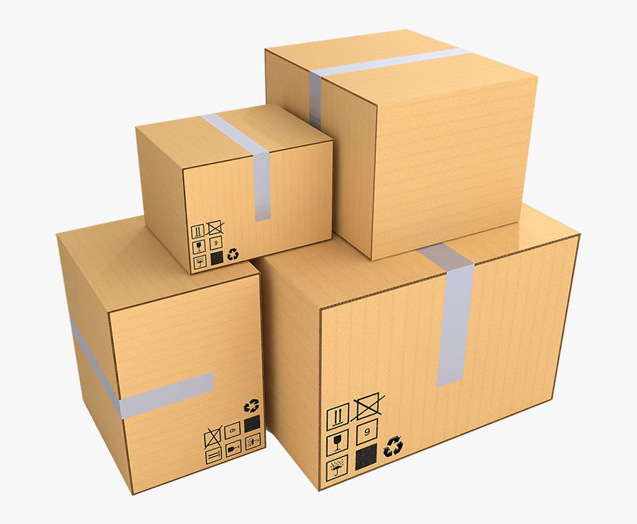Png Images Free Download - Boxes Png, Transparent Clipart