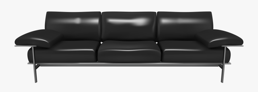 Couch Furniture Clip Art - Couch, Transparent Clipart