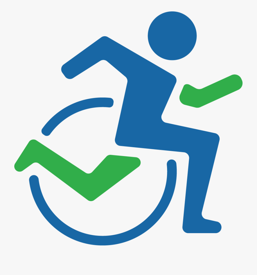 Disabled Symbol Transparent Background - Disabled But Not Really, Transparent Clipart