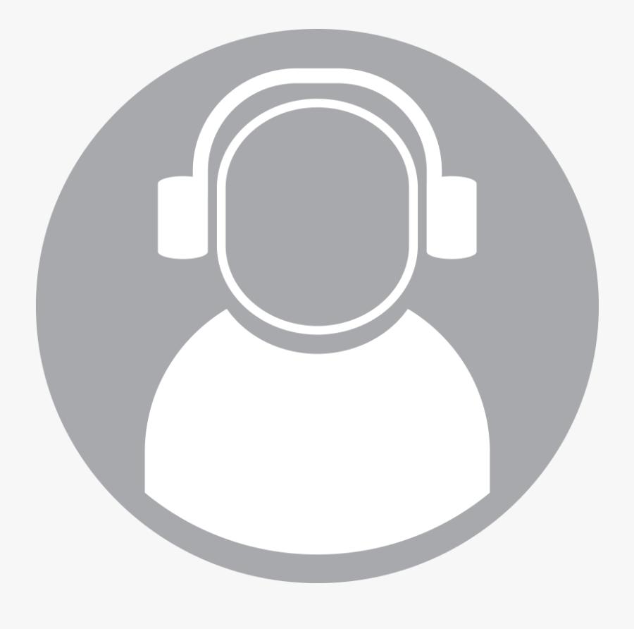 Transparent Active Listening Clipart - Circle, Transparent Clipart