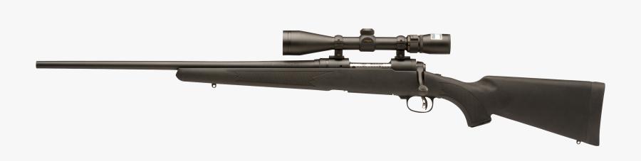 Best Free Sniper Rifle Icon Clipart - Savage Mod 11 Trophy Hunter Xp 223rem, Transparent Clipart