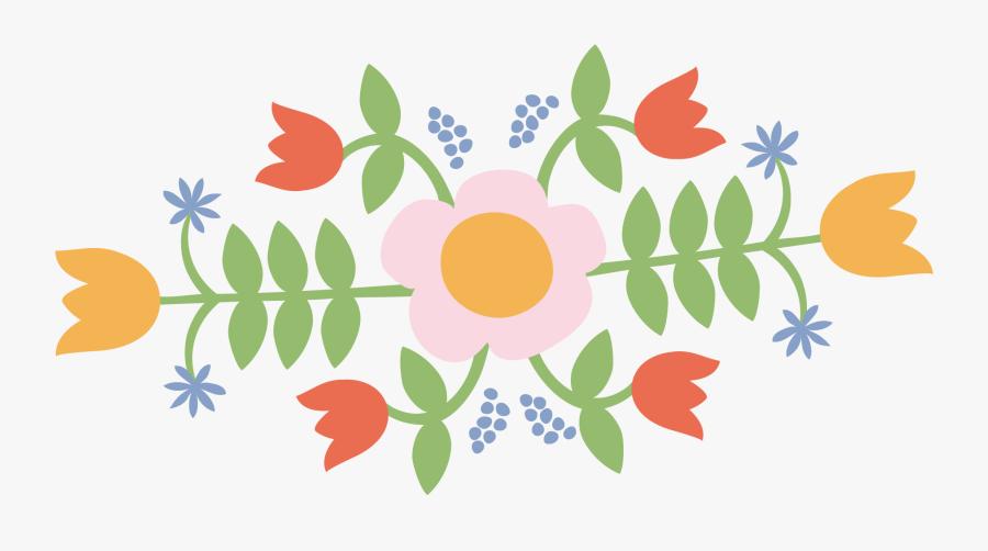 Transparent Mexican Flower Png - Floral Design, Transparent Clipart