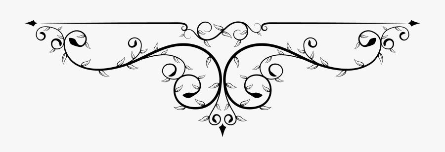 Transparent Floral Frame Png - Floral Frame Template Png, Transparent Clipart