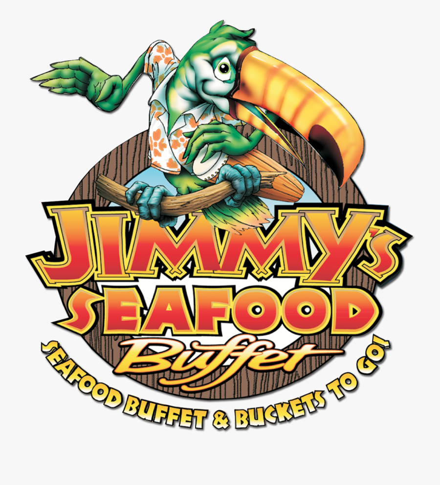 """Jimmy""""s Seafood Buffet - Seafood Buffet, Transparent Clipart"""