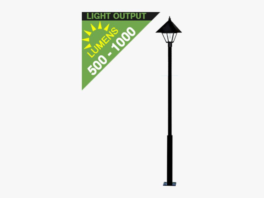 Light Post Png - Street Light, Transparent Clipart