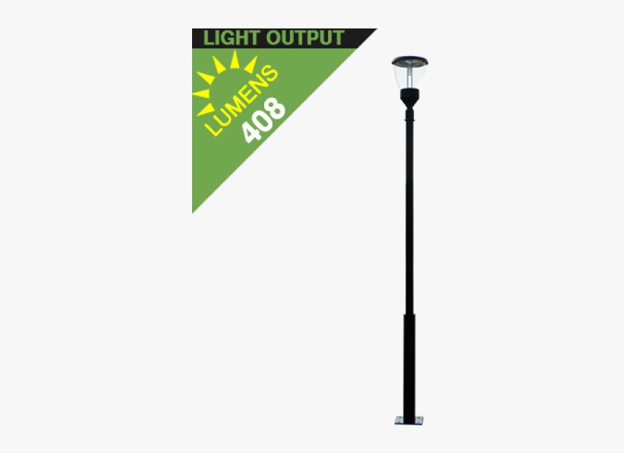 Light Product Street Design Solar Free Download Png - Street Light, Transparent Clipart