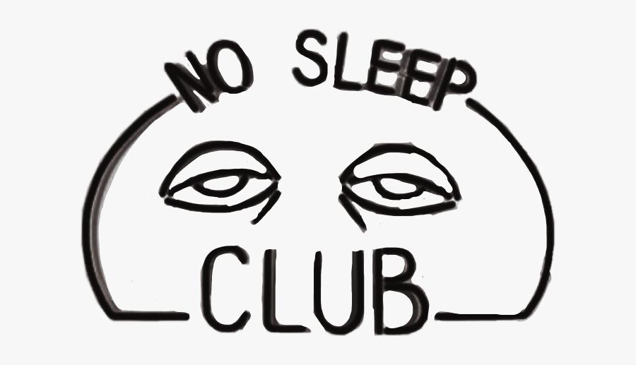 Nosleep Nosleepclub Tiredeyes Eyes Aesthetic Tired Free Transparent Clipart Clipartkey