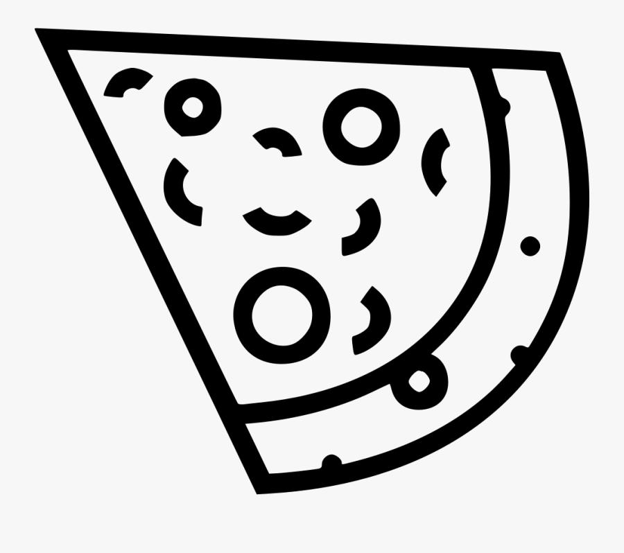 Pizza Italian Junk Food Cheese Slice Pie - Pizza, Transparent Clipart