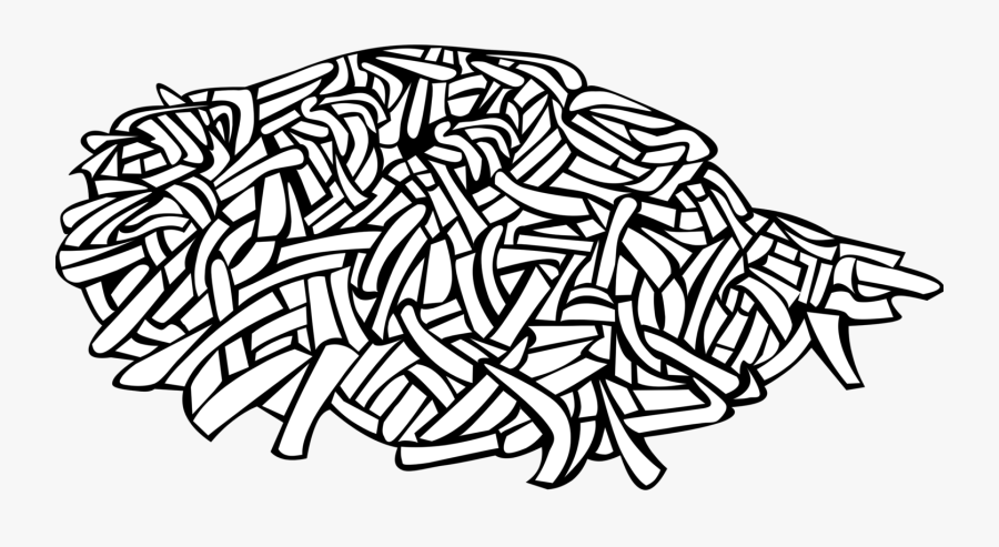 Drawing Of Hash Browns, Transparent Clipart