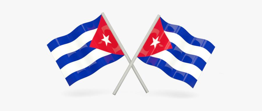 Clip Art Cuba Wallpaper - Myanmar And Thai Flag, Transparent Clipart