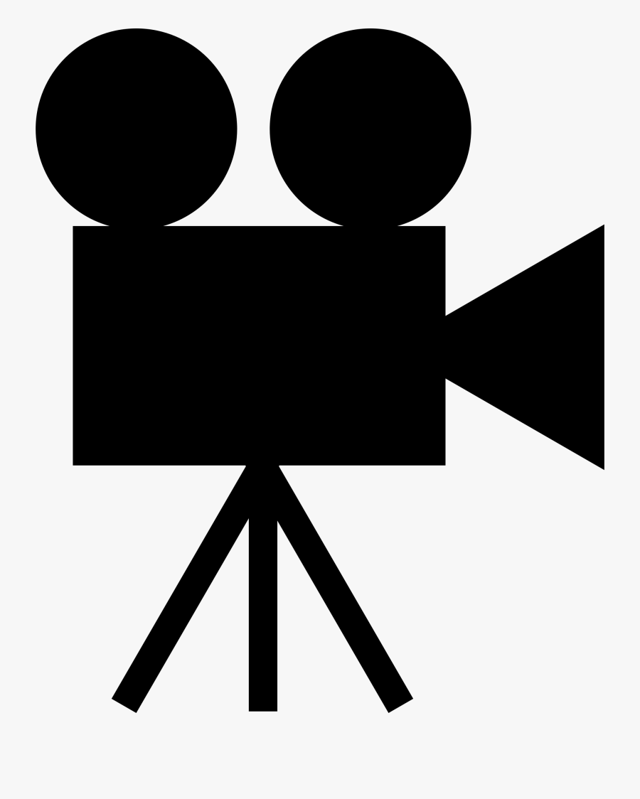 Movie Camera Clip Art Clipart Free Download - Film Camera Clipart  Transparent - Free Transparent PNG Clipart Images Download