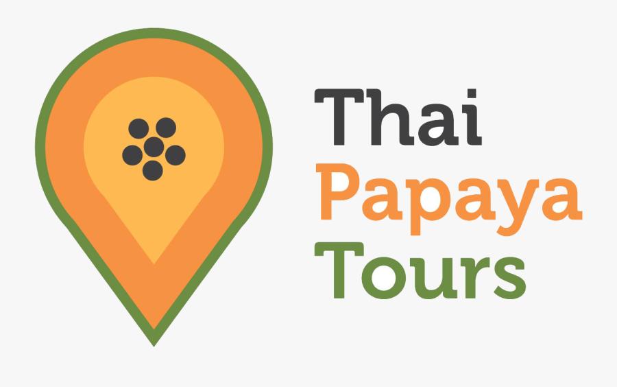 Thai Papaya Tours - Museo Font, Transparent Clipart
