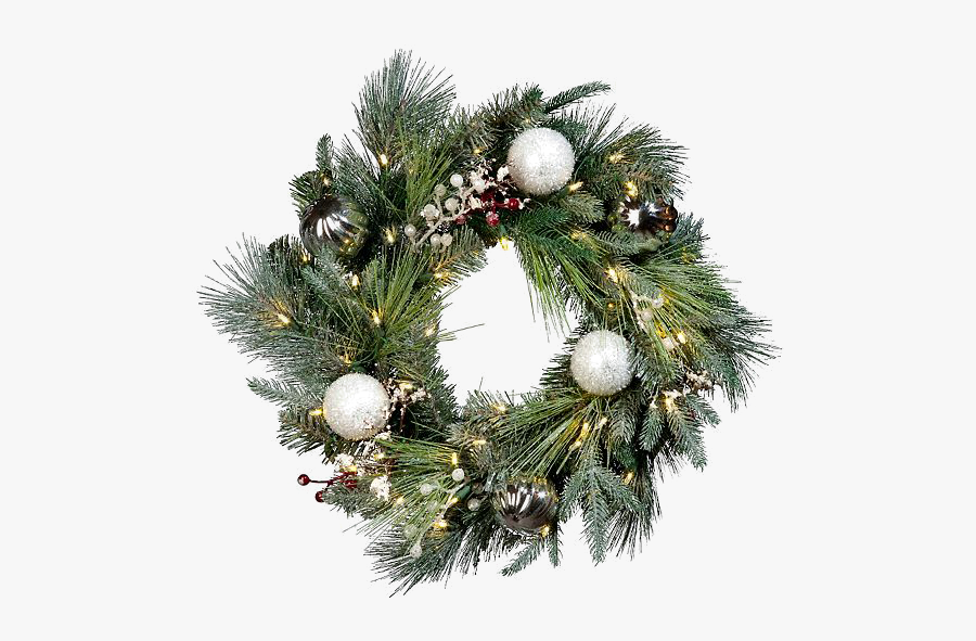 Ring Grass Christmas Free Clipart Hd Clipart - Christmas Ornament, Transparent Clipart