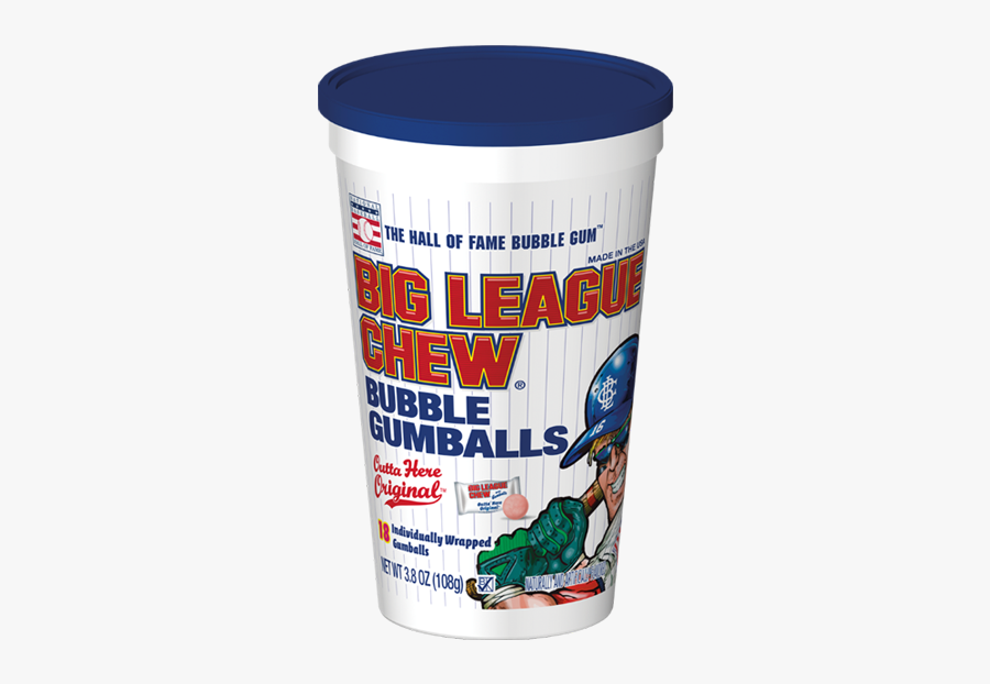 Big League Chew, Transparent Clipart