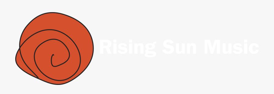 Hills Clipart Rising Sun - Circle, Transparent Clipart