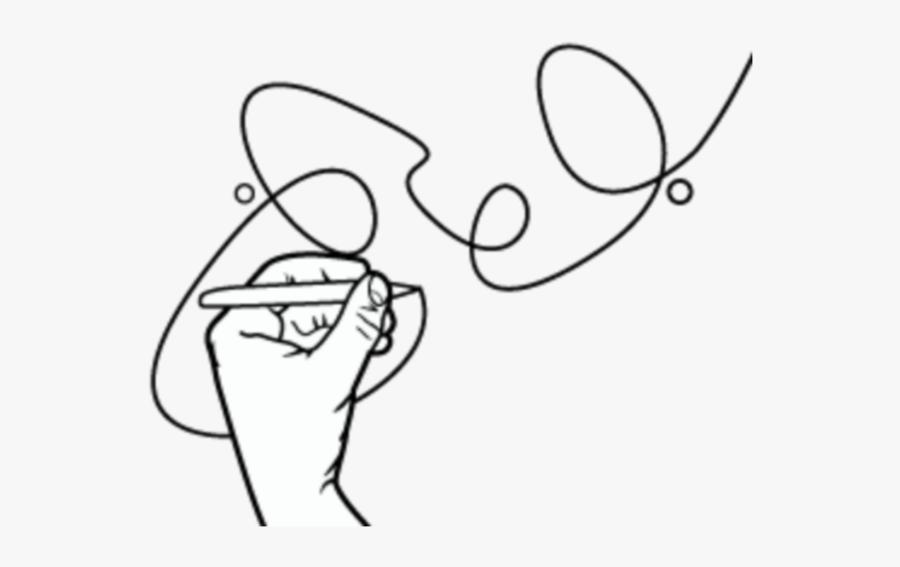 ██🅱🅻🅰🅲🅺█████ #hand #scrabble #scribble  #ftestickers - Line Art, Transparent Clipart
