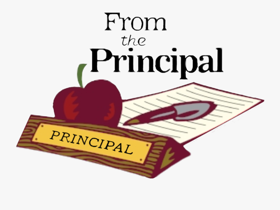 """Principal""""s March 2018 Newsletter Clipart , Png Download - Principal's  Letter , Free Transparent Clipart - ClipartKey"""