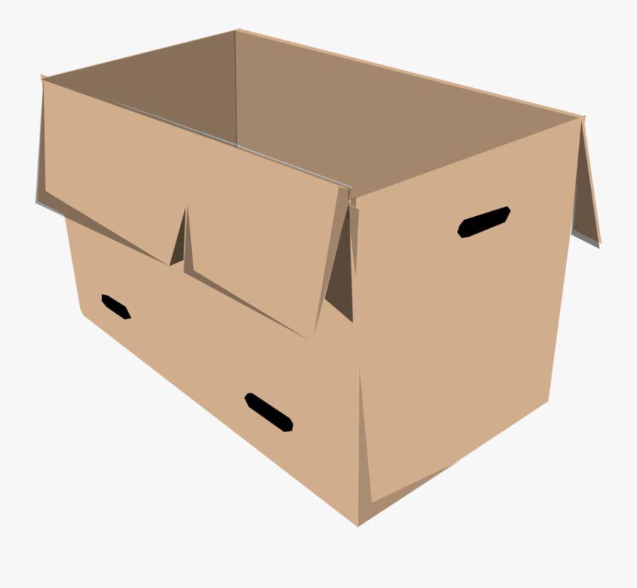 Open Box Juliane Krug R - Box Clip Art, Transparent Clipart