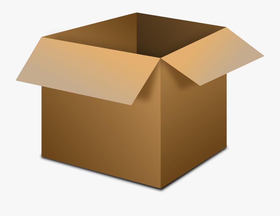 Open Box Png - Open Box Transparent Background, Transparent Clipart