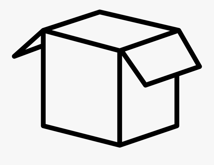 Open Box Png Clipart , Png Download - Open Box Icon Png, Transparent Clipart