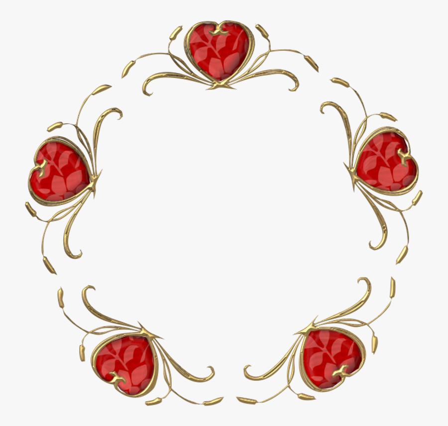 Picture Frames, Frame Decoration, Tube, Clip Art, Hearts, - الإطارات الجميلة و المزخرفة, Transparent Clipart