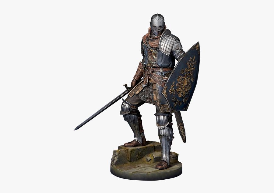 Dark Souls Oscar Knight Of Astora 16th Scale Statue - Dark Souls Knight Figure, Transparent Clipart
