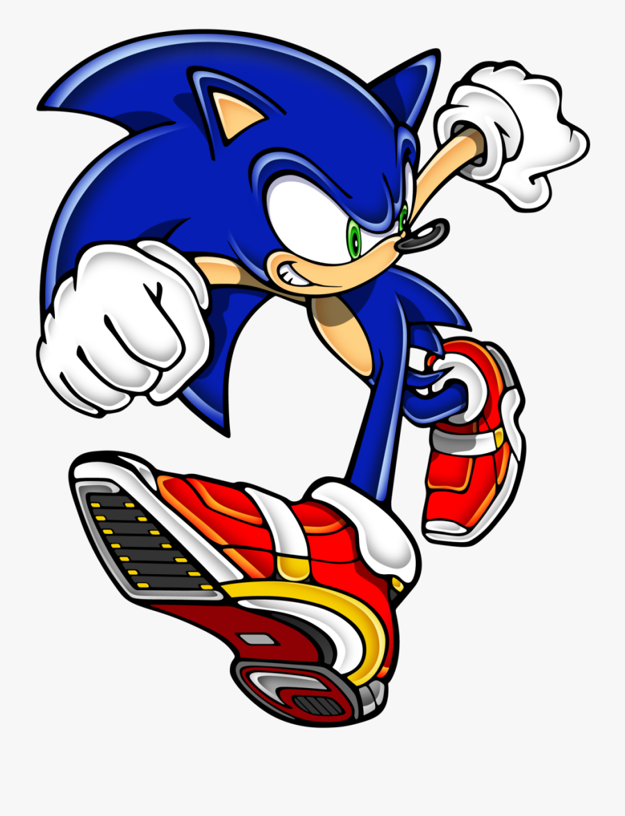 Sonic Adventure 2 Art Free Transparent Clipart Clipartkey