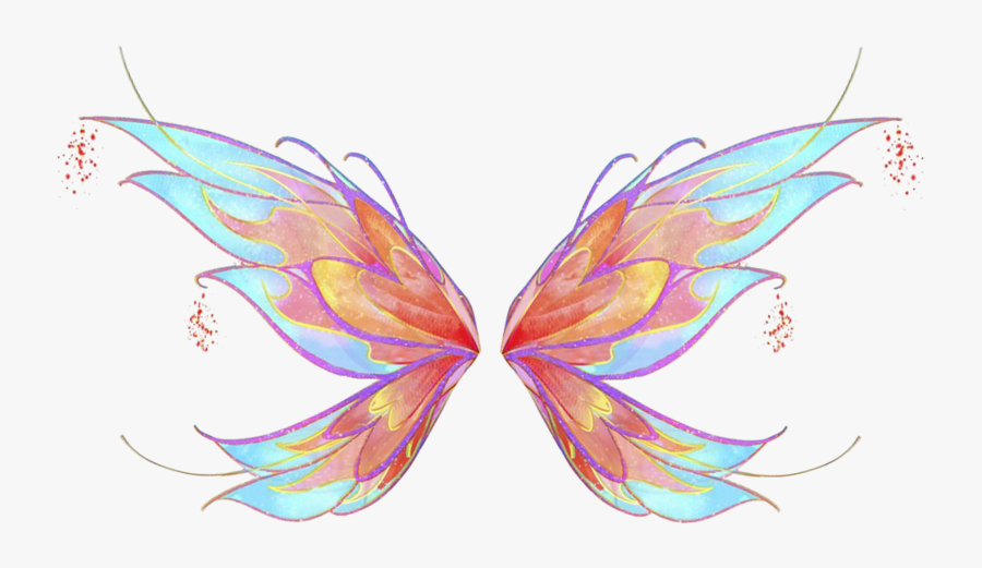 Transparent Fairy Wings Clipart - Transparent Fairy Wings Png, Transparent Clipart