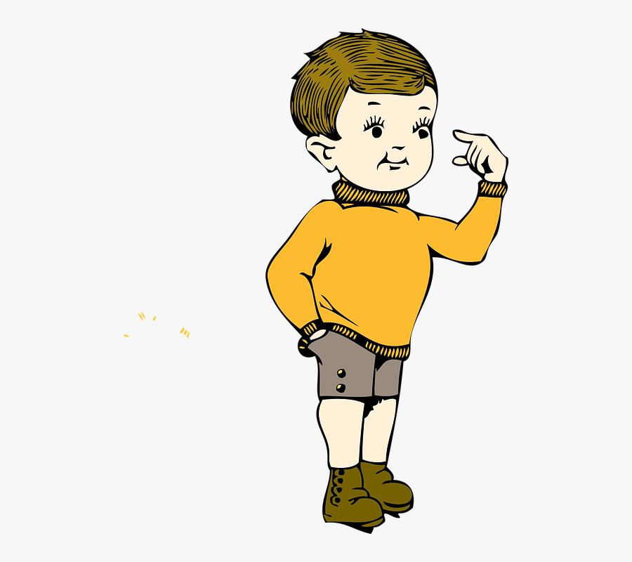 Transparent Boy Clipart Png - Clipart Toddler, Transparent Clipart