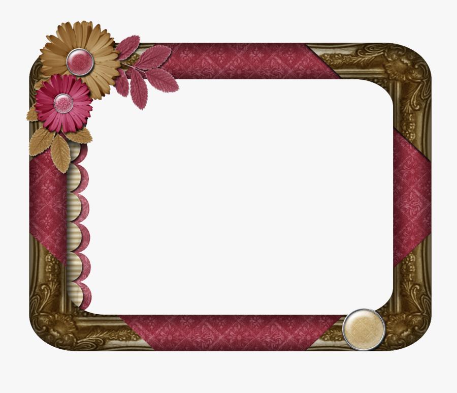 Free Frames, Printable Paper, Printable Frames, Halloween - Png Scrapbook Frames, Transparent Clipart