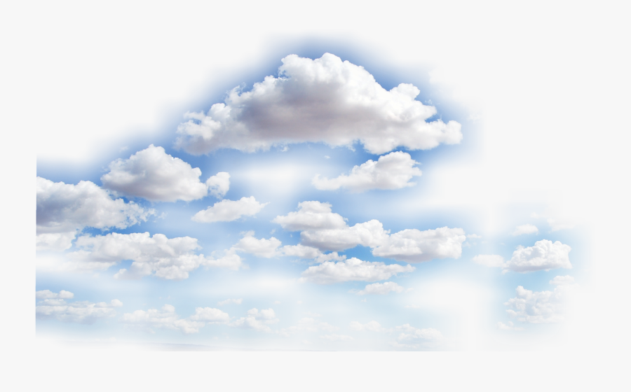 Clip Art Late Night - Transparent Sky And Clouds, Transparent Clipart