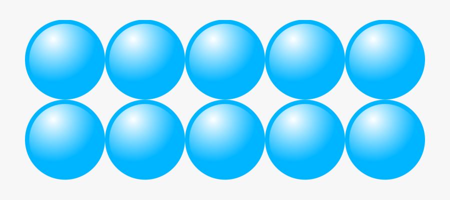 Blue,sky,sphere - Circle, Transparent Clipart