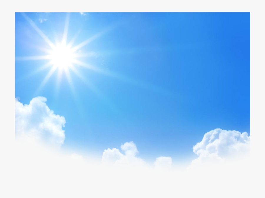 Clouds Sun Ftestickers Report - Clouds And Sun Transparent Png, Transparent Clipart