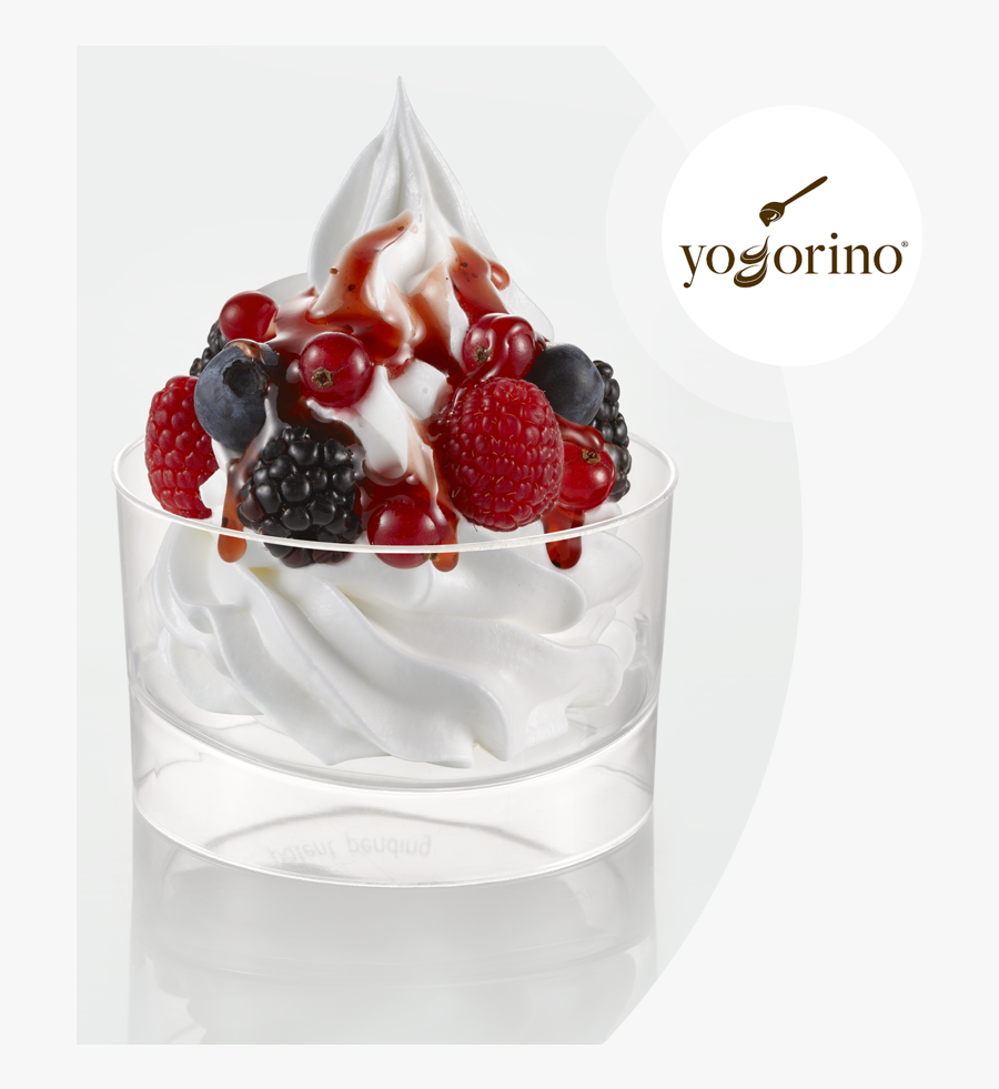 The Frozen Yogurt Loved By The Whole Planet - Yogorino, Transparent Clipart