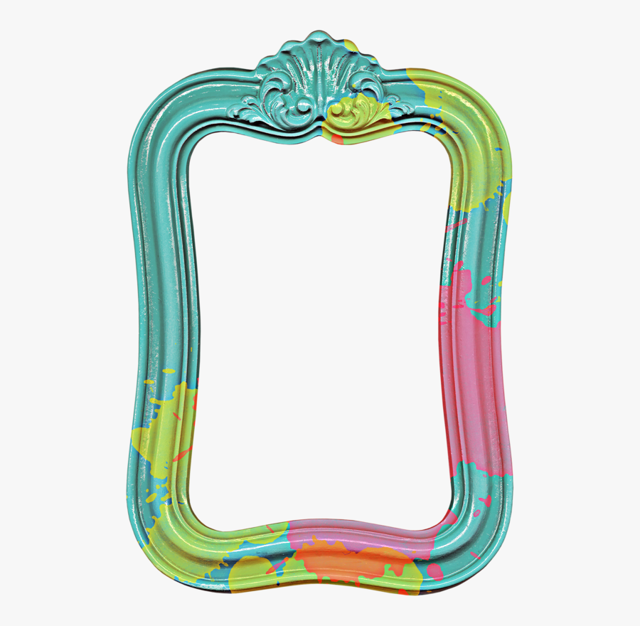 Picture Frame, Transparent Clipart