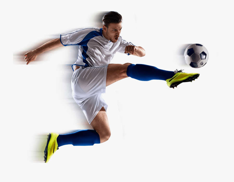 Players Photography Football Player American Stock - Soccer Player Png Transparent, Transparent Clipart