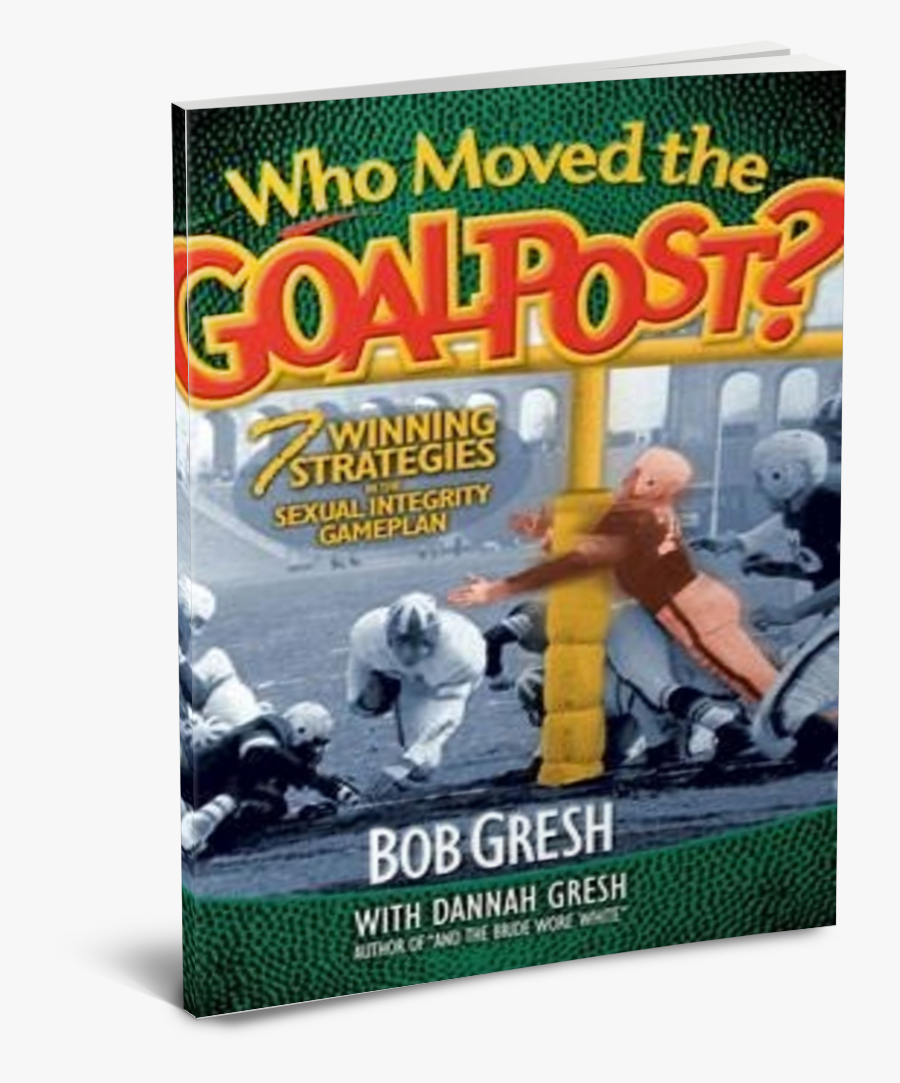 Moved The Goal Post Book, Transparent Clipart